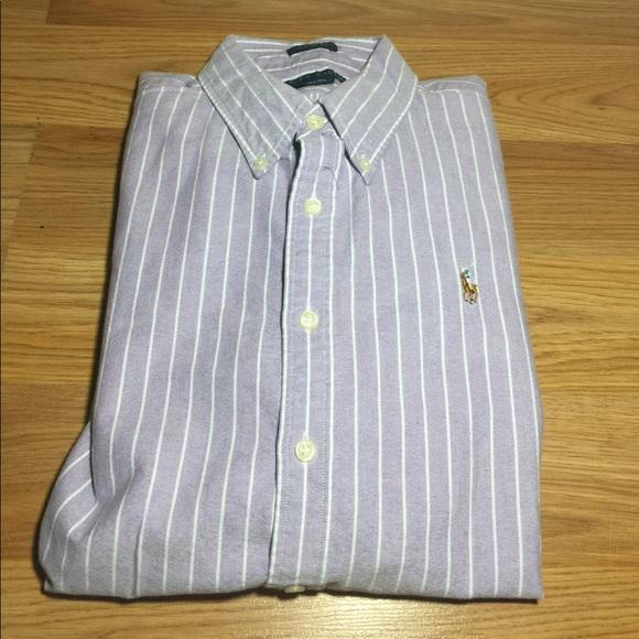 Oxford Classic Lauren Polo Shirt Women's Fit Ralph erxBWdCo